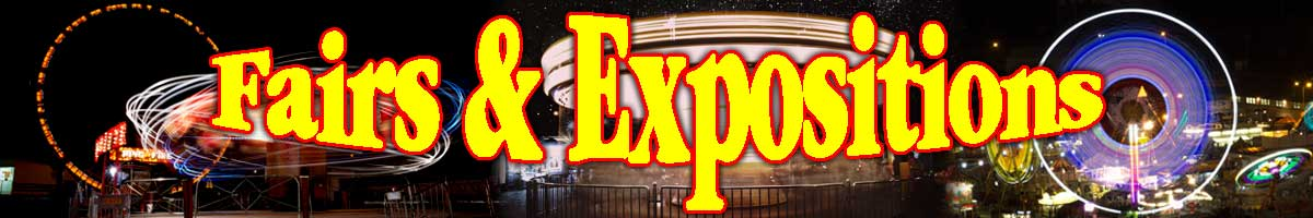 Multiple Disruptions for Fairs and Expositions